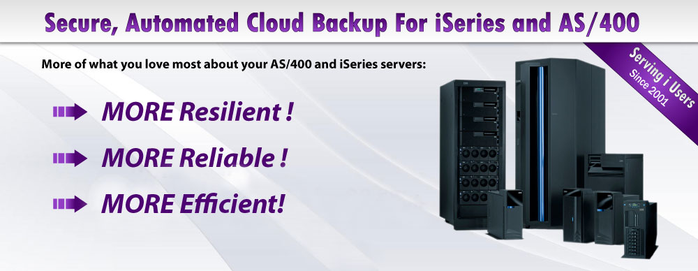 Online Backup for iSeries and AS/400